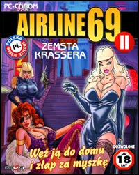 Okładka Airline 69 II: Krasser's Revenge (PC)