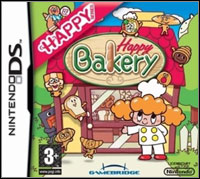 Happy Bakery (NDS cover