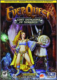 Okładka EverQuest: Lost Dungeons of Norrath (PC)