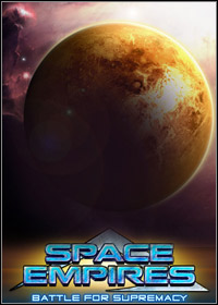 Okładka Space Empires: Battle for Supremacy (WWW)