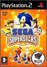 Game Box for Sega Superstars (PS2)