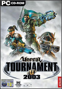 Game Box for Unreal Tournament 2003 (PC)