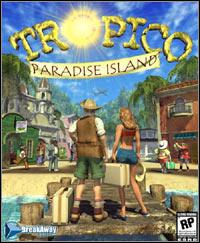 Okładka Tropico: Paradise Island (PC)