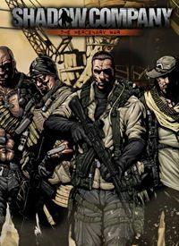 Okładka Shadow Company: The Mercenary War (PC)
