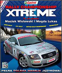 Game Box for Rally Championship Xtreme (PC)