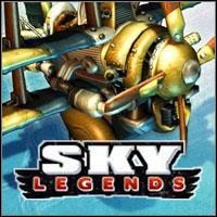 Okładka Sky Legends (WWW)