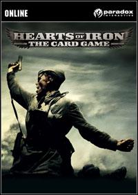 Okładka Hearts of Iron: The Card Game (WWW)