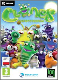 Okładka Clones (PC)