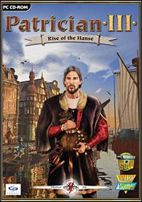 Okładka Patrician III: Rise of the Hanse (PC)