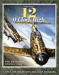 Game Box for TalonSoft's 12 O'Clock High: Bombing the Reich (PC)
