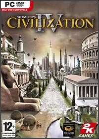 Okładka Sid Meier's Civilization IV (PC)