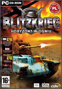 Okładka Blitzkrieg: Burning Horizon (PC)
