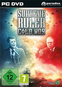 Game Box for Supreme Ruler Cold War (PC)
