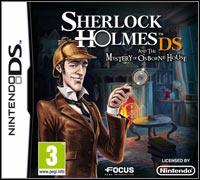 Okładka Sherlock Holmes and the Mystery of Osborne House (NDS)