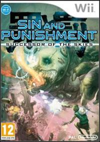 Okładka Sin and Punishment: Star Successor (Wii)