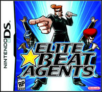 Okładka Elite Beat Agents (NDS)