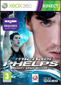 Michael Phelps: Push the Limit cover