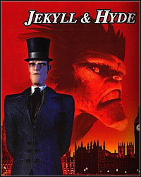 Jekyll & Hyde (2001) (PC cover