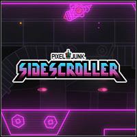 Okładka PixelJunk SideScroller (PS3)