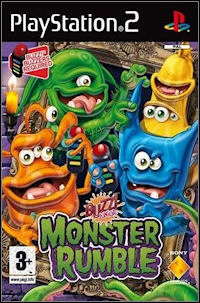 Okładka Buzz! Junior: Monster Rumble (PS2)
