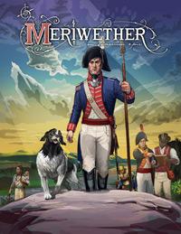 Okładka Meriwether: An American Epic (PC)