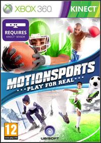 Okładka Motion Sports: Play For Real (X360)