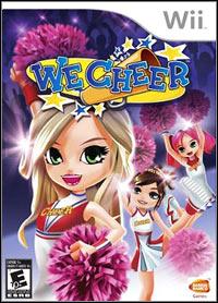Okładka We Cheer (Wii)