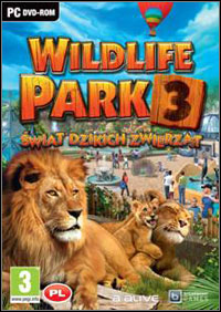 Okładka Wildlife Park 3 (PC)