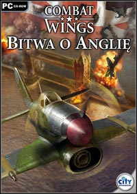 Okładka Combat Wings: Battle of Britain (PC)