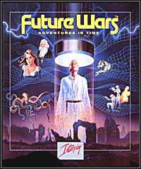 Okładka Future Wars: Adventures in Time (PC)