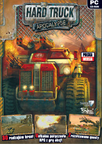 Okładka Hard Truck: Apocalypse (PC)