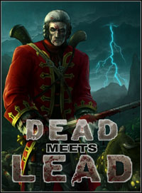 Game Box for Dead meets Lead (PC)