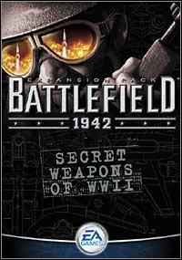 Okładka Battlefield 1942: Secret Weapons of WWII (PC)