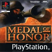 Game Box for Medal of Honor (1999) (PS1)
