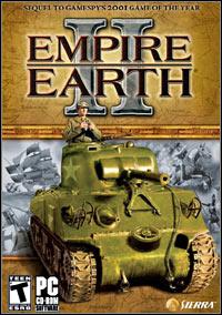 Okładka Empire Earth II (PC)