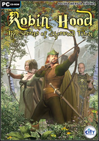 Robin Hood: The Secrets of Sherwood Forest (PC cover