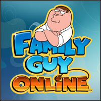 Game Box for Family Guy Online (WWW)