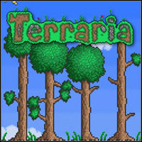 Game Terraria (PC) cover