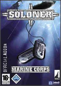 Okładka Semper Fidelis: Marine Corps (PC)