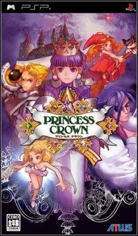 Okładka Princess Crown (PSP)