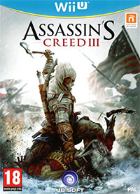 Game Assassin's Creed III (PC) cover
