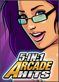 Game Box for 5-in-1 Arcade Hits (PSP)