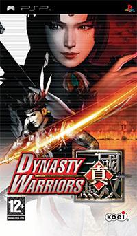 Okładka Dynasty Warriors (PSP)