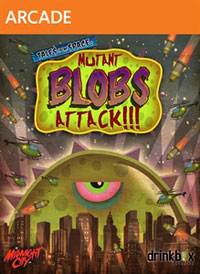 Game Tales from Space: Mutant Blobs Attack (PSV) cover