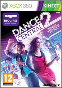 Game Box for Dance Central 2 (X360)