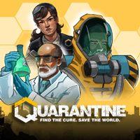 Okładka Quarantine (PC)