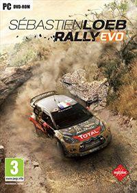 Game Sebastien Loeb Rally Evo (PS4) cover