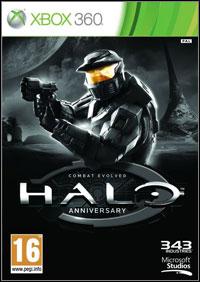 Okładka Halo: Combat Evolved Anniversary (X360)