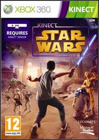 Okładka Kinect Star Wars (X360)