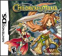 Okładka Children of Mana (NDS)